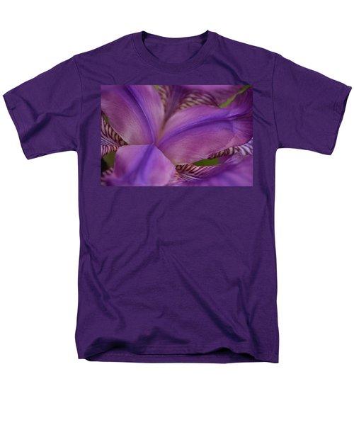 Purple Beauty Men's T-Shirt  (Regular Fit) by JD Grimes