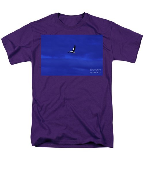 Men's T-Shirt  (Regular Fit) featuring the photograph Into The Blue by Blair Stuart
