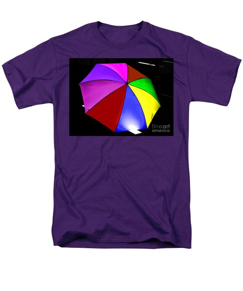 Men's T-Shirt  (Regular Fit) featuring the photograph Umbrella by Blair Stuart