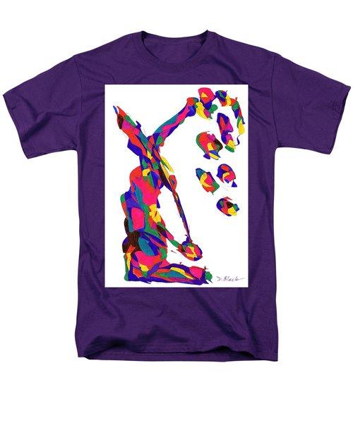 Definism Grind Men's T-Shirt  (Regular Fit) by Darrell Black