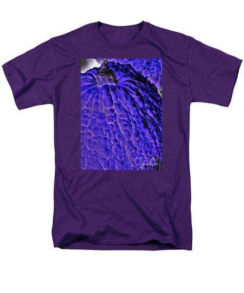 Purple Pumpkin By Jasna Gopic  Men's T-Shirt  (Regular Fit)