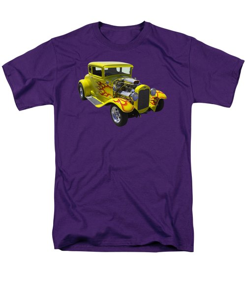 1930 Model A Custom Hot Rod Men's T-Shirt  (Regular Fit) by Keith Webber Jr
