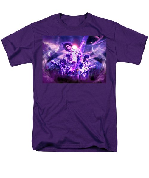 Men's T-Shirt  (Regular Fit) featuring the photograph A Prince For The Heavens  by Glenn C Feron