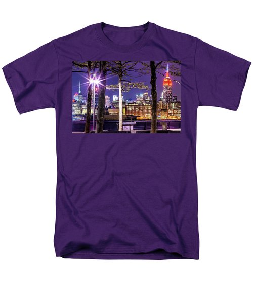 Men's T-Shirt  (Regular Fit) featuring the photograph A View To Behold by Az Jackson