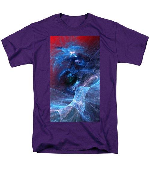 Abstract 111610 Men's T-Shirt  (Regular Fit)