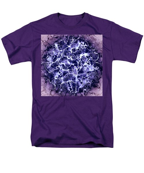 Abstract 4 Men's T-Shirt  (Regular Fit) by Patricia Lintner