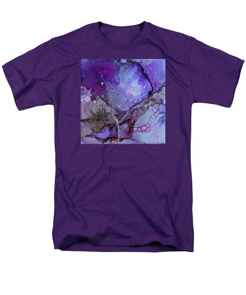 Agate Men's T-Shirt  (Regular Fit) by Ruth Kamenev