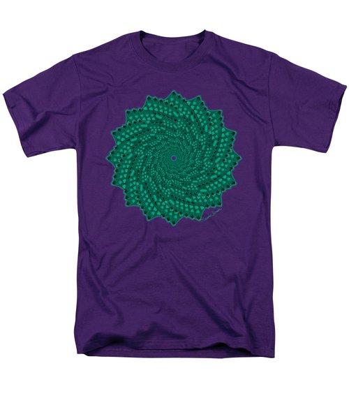 Alligator-dragon Tail Men's T-Shirt  (Regular Fit) by Heather Schaefer