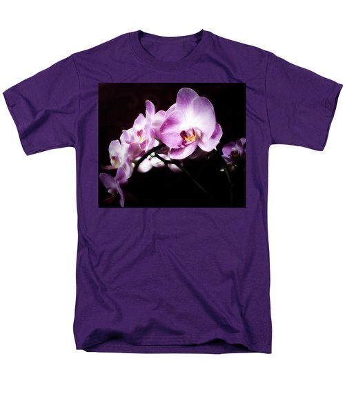 An Orchid For You Men's T-Shirt  (Regular Fit) by Gabriella Weninger - David