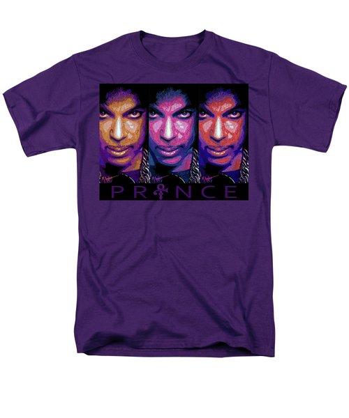 Prince Men's T-Shirt  (Regular Fit) by Maria Arango