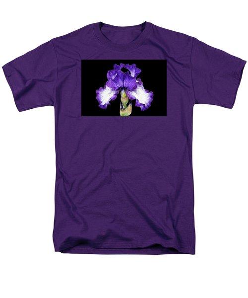 Autumn Circus Iris Men's T-Shirt  (Regular Fit)