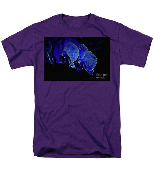 Blue Light Men's T-Shirt  (Regular Fit) by Diana Mary Sharpton