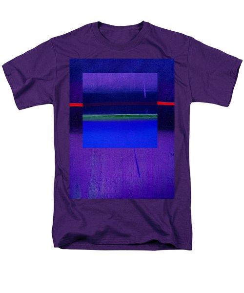 Bluescape Men's T-Shirt  (Regular Fit) by Charles Stuart