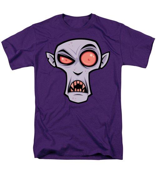 Count Dracula Men's T-Shirt  (Regular Fit) by John Schwegel