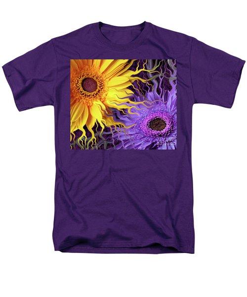 Daisy Yin Daisy Yang Men's T-Shirt  (Regular Fit) by Christopher Beikmann