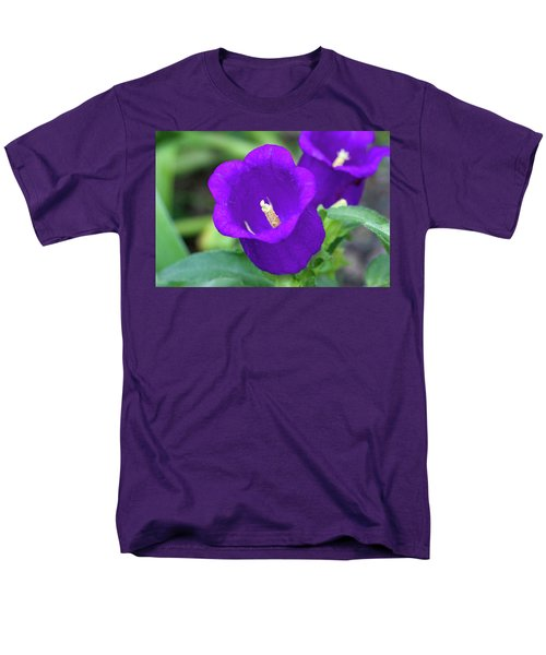 Deep Purple Men's T-Shirt  (Regular Fit) by Jim Gillen
