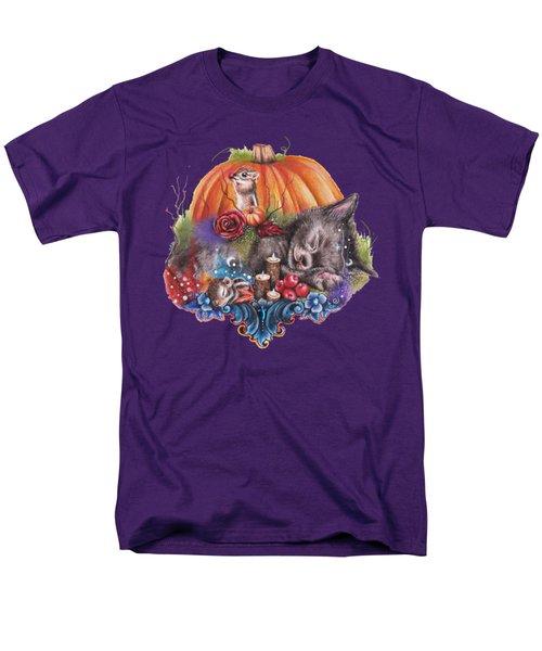 Dreaming Of Autumn Men's T-Shirt  (Regular Fit)