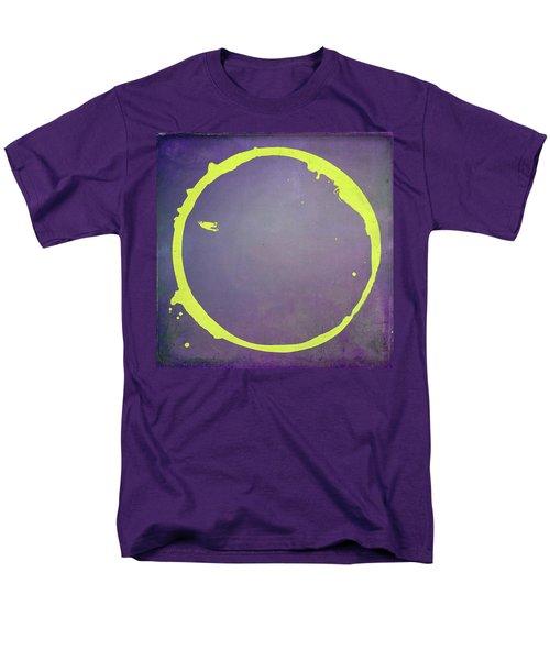 Men's T-Shirt  (Regular Fit) featuring the digital art Enso 2017-5 by Julie Niemela