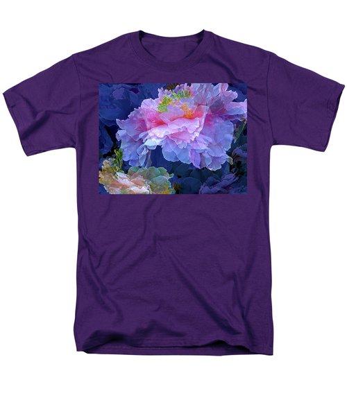 Ethereal 10 Men's T-Shirt  (Regular Fit) by Lynda Lehmann