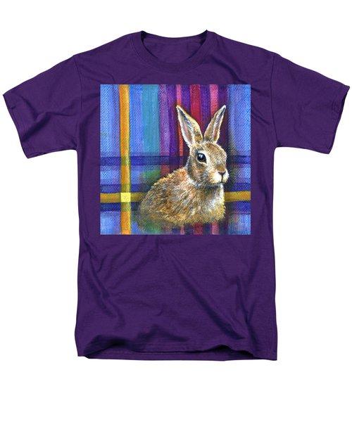 Faith Men's T-Shirt  (Regular Fit) by Retta Stephenson