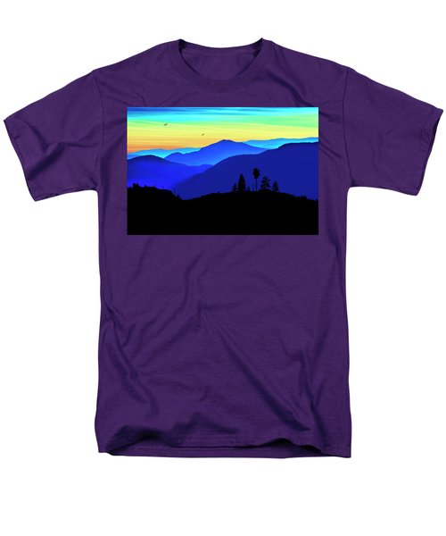 Men's T-Shirt  (Regular Fit) featuring the photograph Flight Of Fancy by John Poon