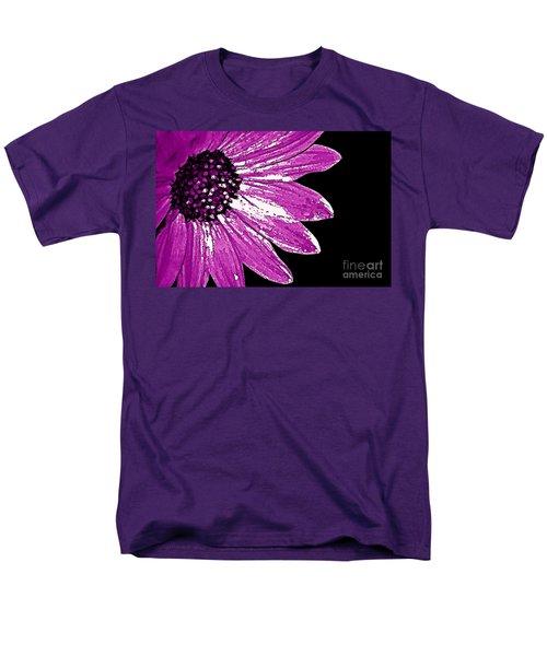 Men's T-Shirt  (Regular Fit) featuring the photograph Flower Power  by Juls Adams