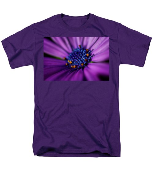Men's T-Shirt  (Regular Fit) featuring the photograph Flowers And Sand by Darren White
