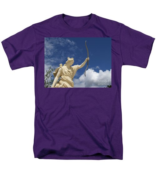 Goddess Men's T-Shirt  (Regular Fit) by Mary Mikawoz