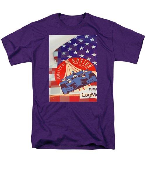 Grand Prix Of Boston Men's T-Shirt  (Regular Fit)