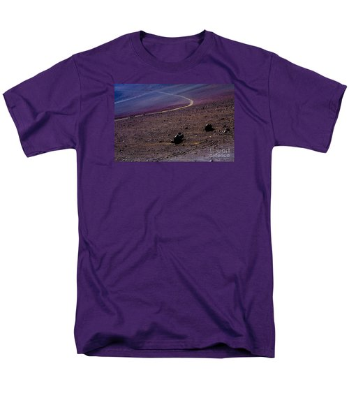 Men's T-Shirt  (Regular Fit) featuring the photograph Haleakala 2 by M G Whittingham