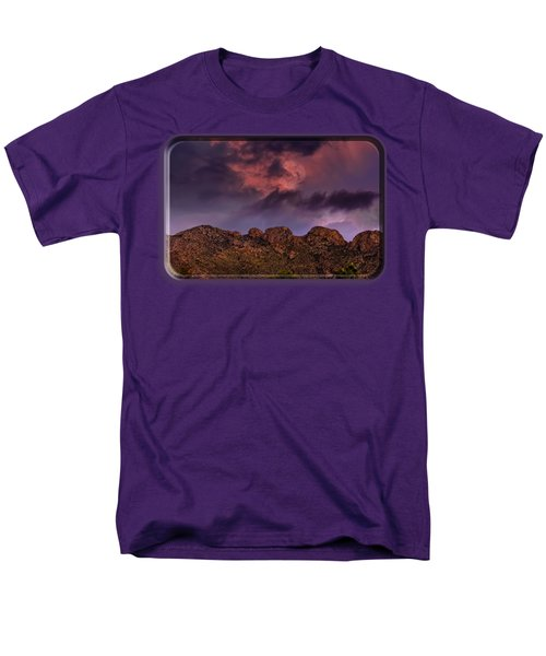 Hallow Moon Men's T-Shirt  (Regular Fit) by Mark Myhaver