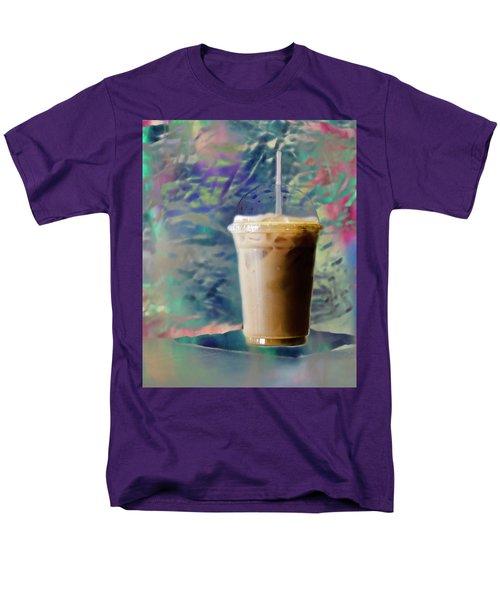 Iced Coffee 3 Men's T-Shirt  (Regular Fit)