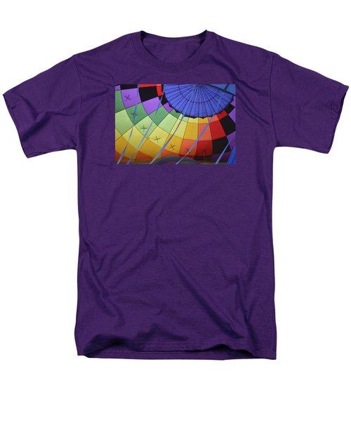 Inflation Time Men's T-Shirt  (Regular Fit) by Linda Geiger