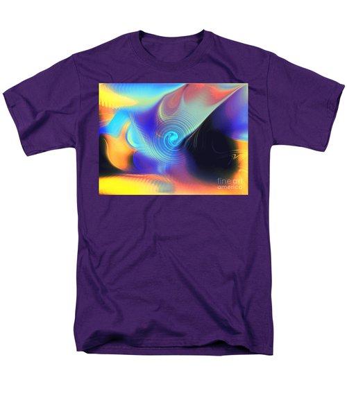 Intensity Vs Energy Men's T-Shirt  (Regular Fit) by Yul Olaivar