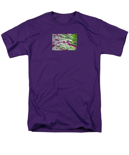Men's T-Shirt  (Regular Fit) featuring the photograph Lavender by Susanne Van Hulst