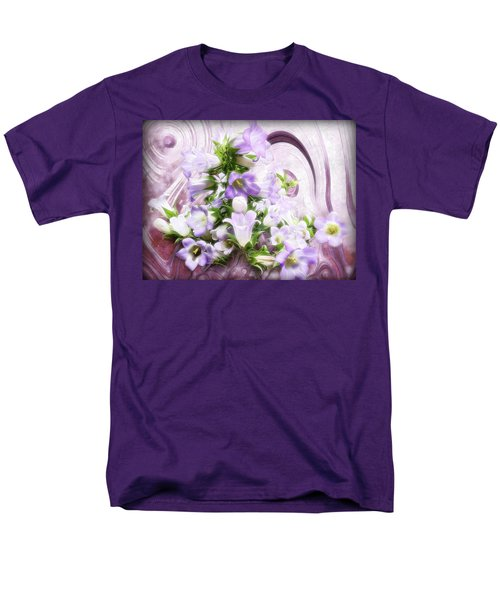 Lovely Spring Flowers Men's T-Shirt  (Regular Fit) by Gabriella Weninger - David