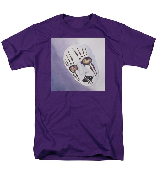 Mask I Men's T-Shirt  (Regular Fit) by Teresa Beyer
