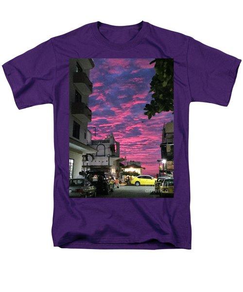 Mexico Memories 1 Men's T-Shirt  (Regular Fit) by Victor K