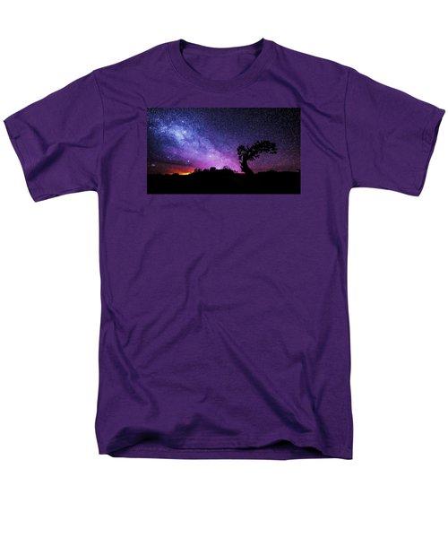 Moab Skies Men's T-Shirt  (Regular Fit) by Chad Dutson