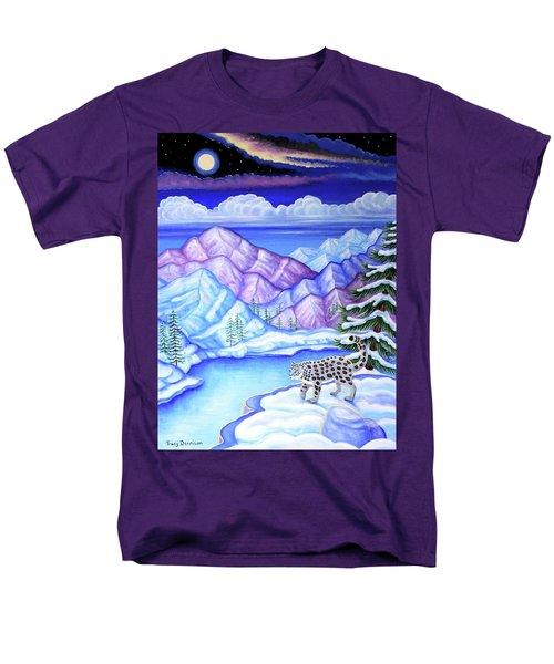 Moonlight Magic Men's T-Shirt  (Regular Fit) by Tracy Dennison
