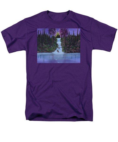 My Deerest Kingdom Men's T-Shirt  (Regular Fit)
