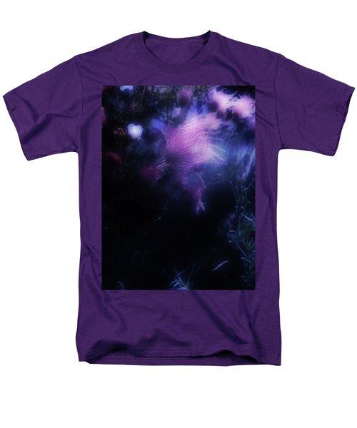 Night Bloom Men's T-Shirt  (Regular Fit)