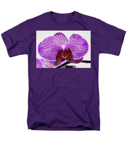 Orchid Men's T-Shirt  (Regular Fit) by Tim Townsend