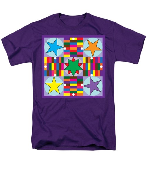 Parcheesi Board Men's T-Shirt  (Regular Fit)
