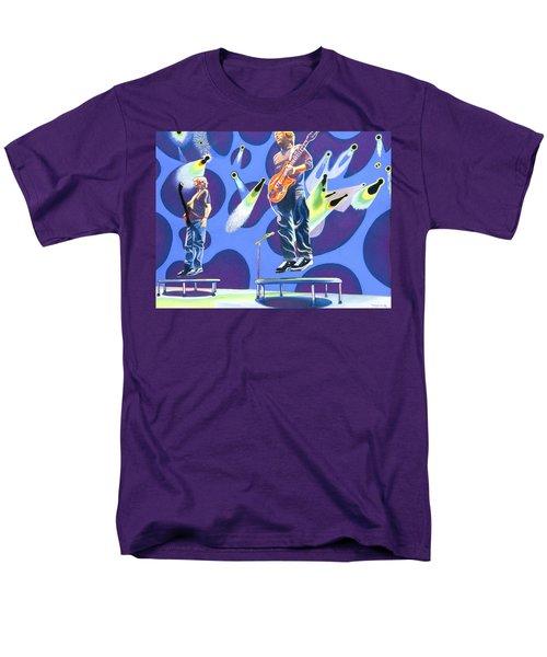 Phish Tramps Men's T-Shirt  (Regular Fit) by Joshua Morton