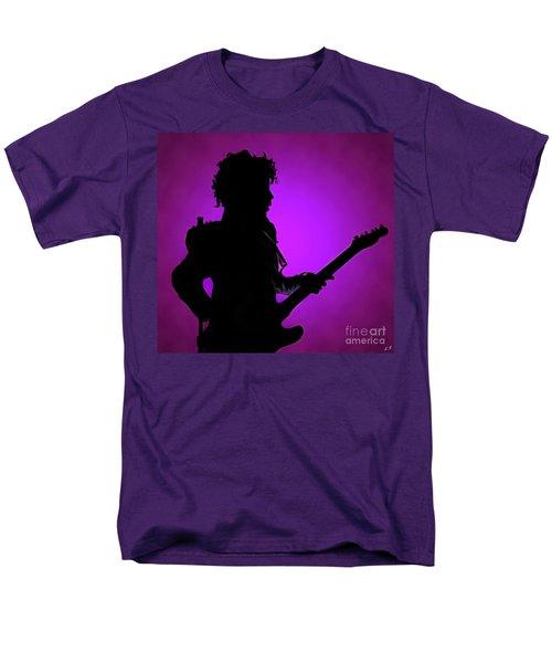 Prince Rogers Nelson Men's T-Shirt  (Regular Fit) by Sergey Lukashin