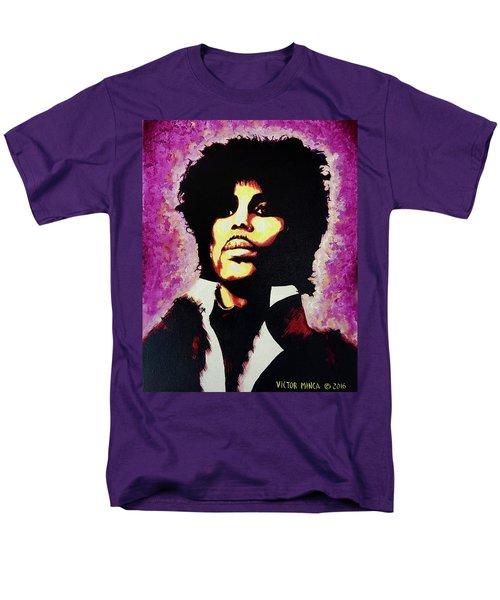 Prince Men's T-Shirt  (Regular Fit) by Victor Minca