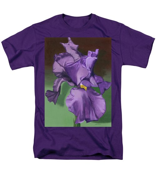 Purple Fantasy Men's T-Shirt  (Regular Fit) by Lynne Reichhart