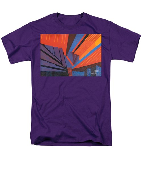 Rays Floor Cloth - Sold Men's T-Shirt  (Regular Fit) by Judith Espinoza