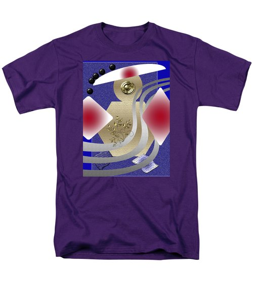 Rolling Down Men's T-Shirt  (Regular Fit) by Tina M Wenger